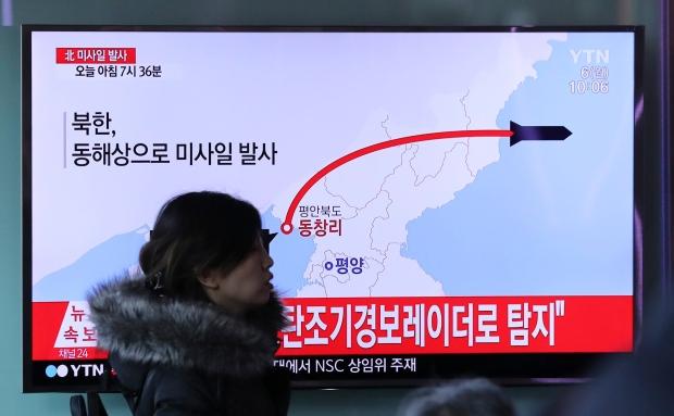 Corea del Nord, nuovo lancio (fallito) di un missile: venti di guerra